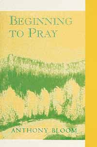 beginning to pray book cover