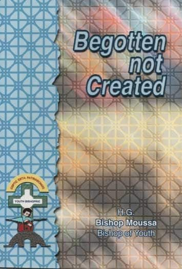 begotten not created book cover