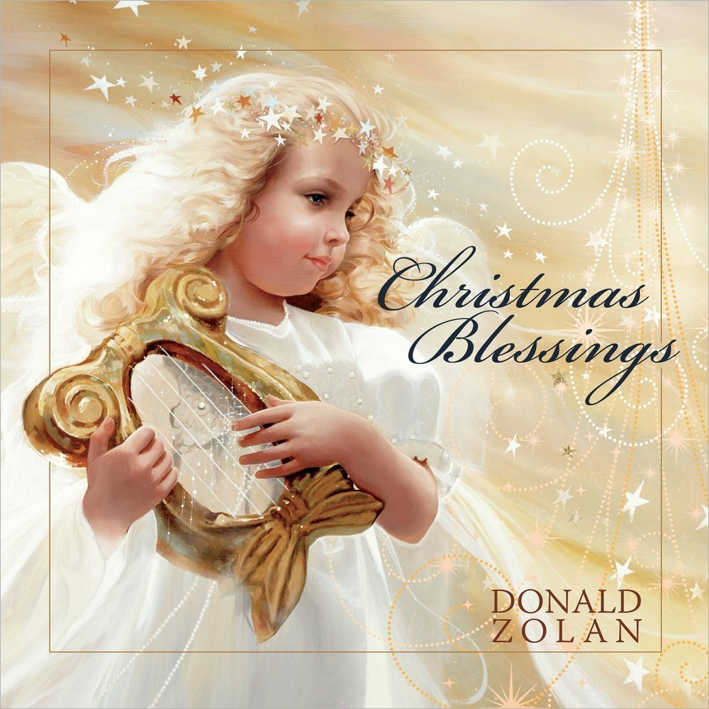 christmas blessings book cover