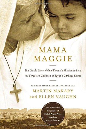 mama maggie book cover