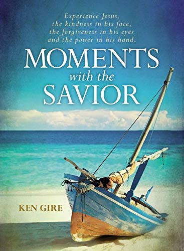 moments with the saviour book cover