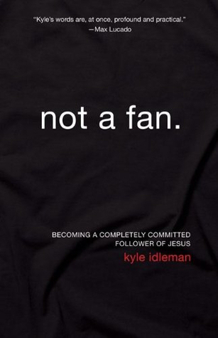 not a fan book cover