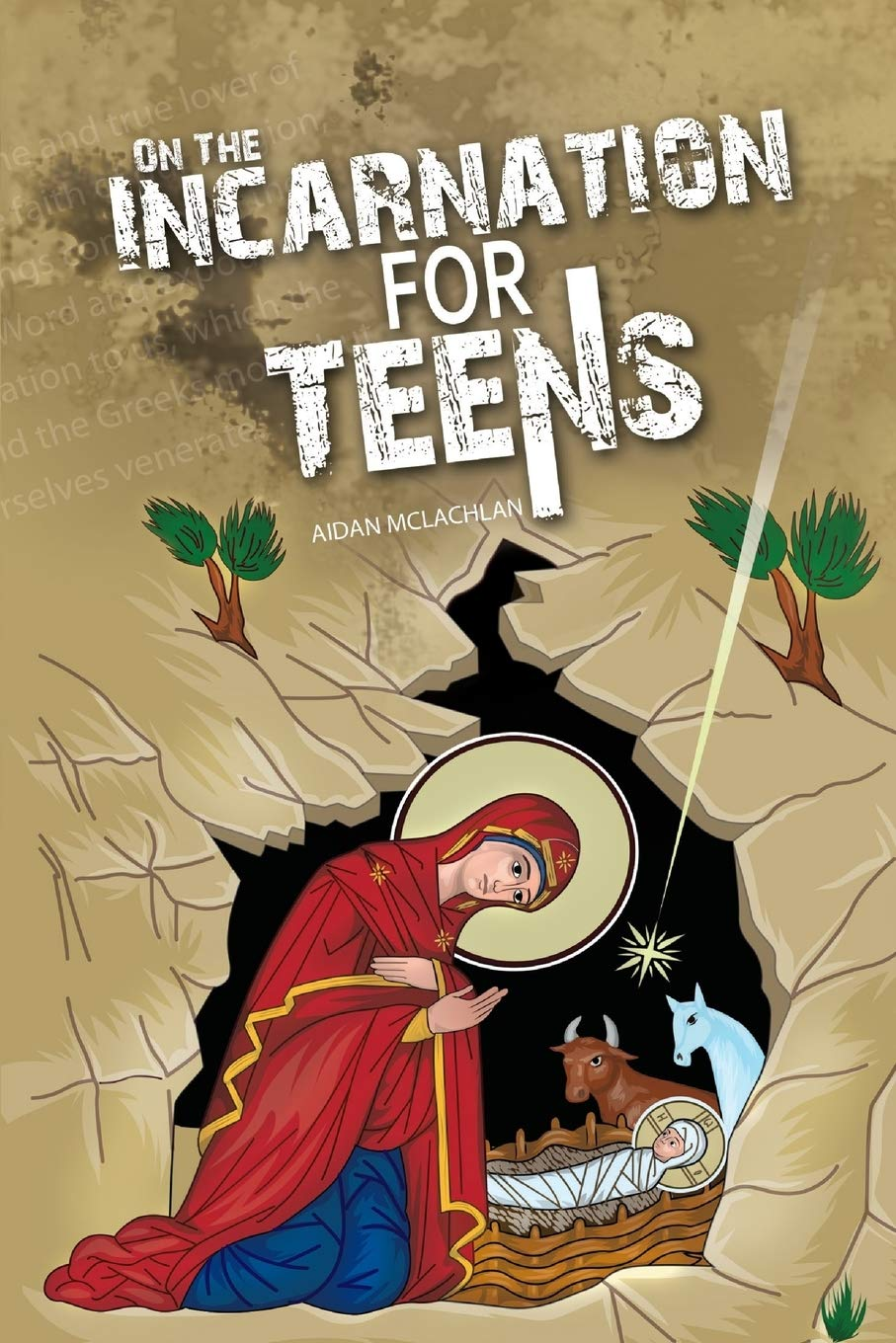 on the incarnation for teens book cover