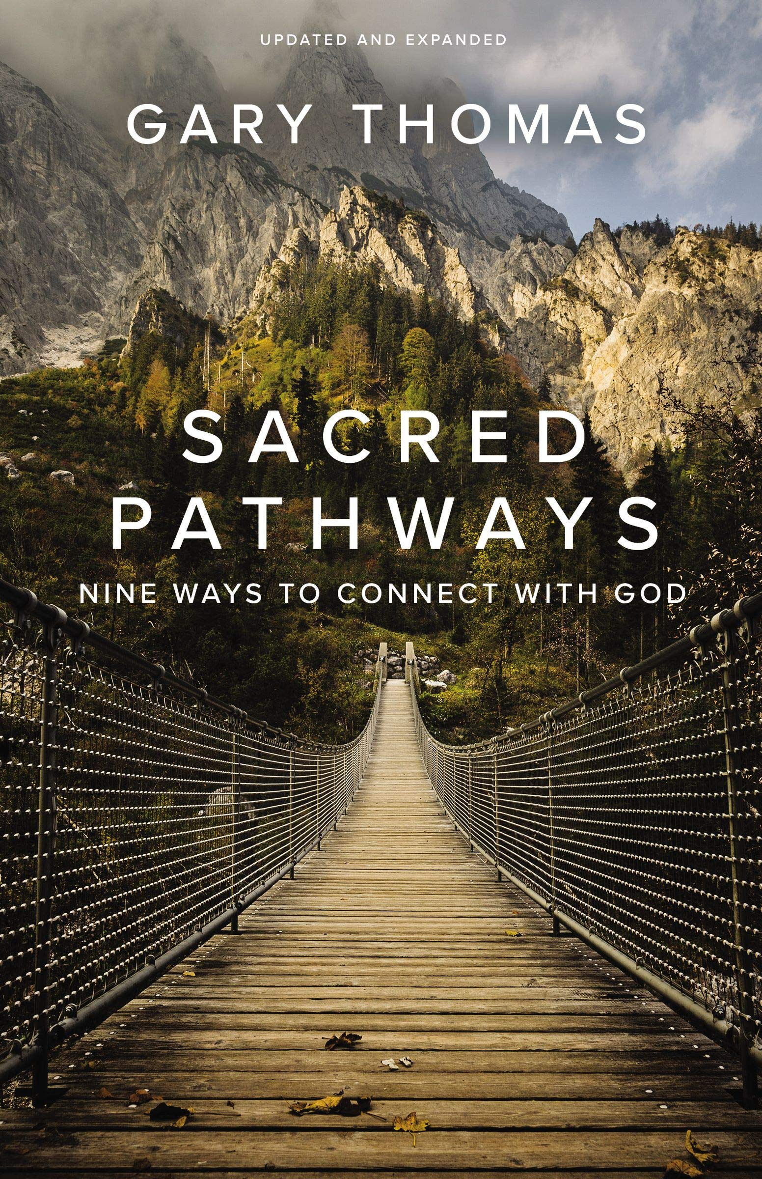sacred pathways book cover