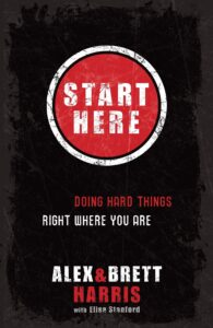 "alt=""start here doing hard things right where you are book cover"""