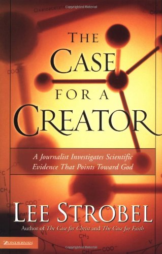 the case for a creator book cover