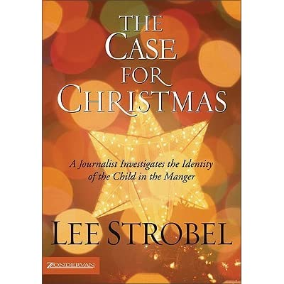 the case for christmas book cover