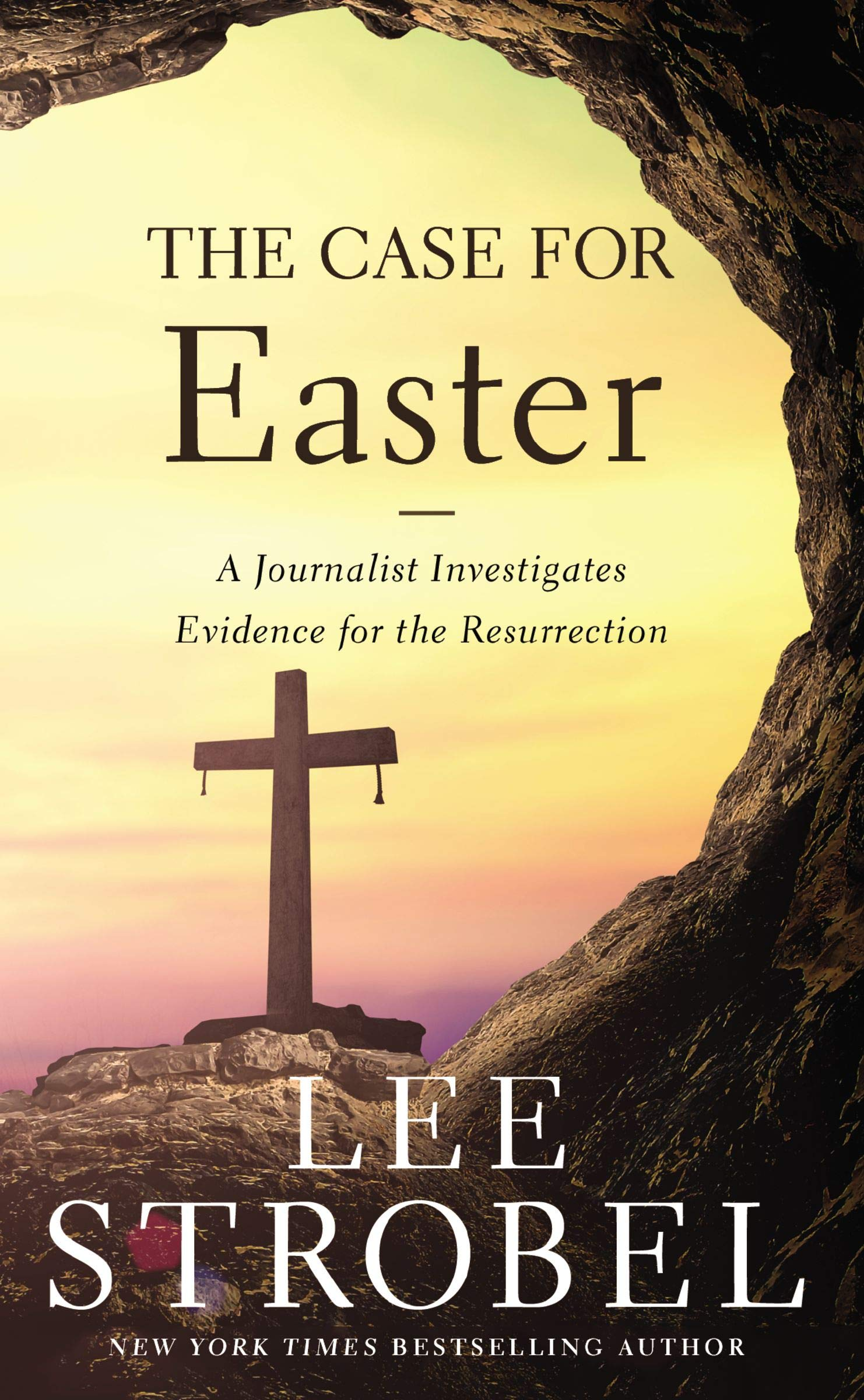 the case for easter book cover