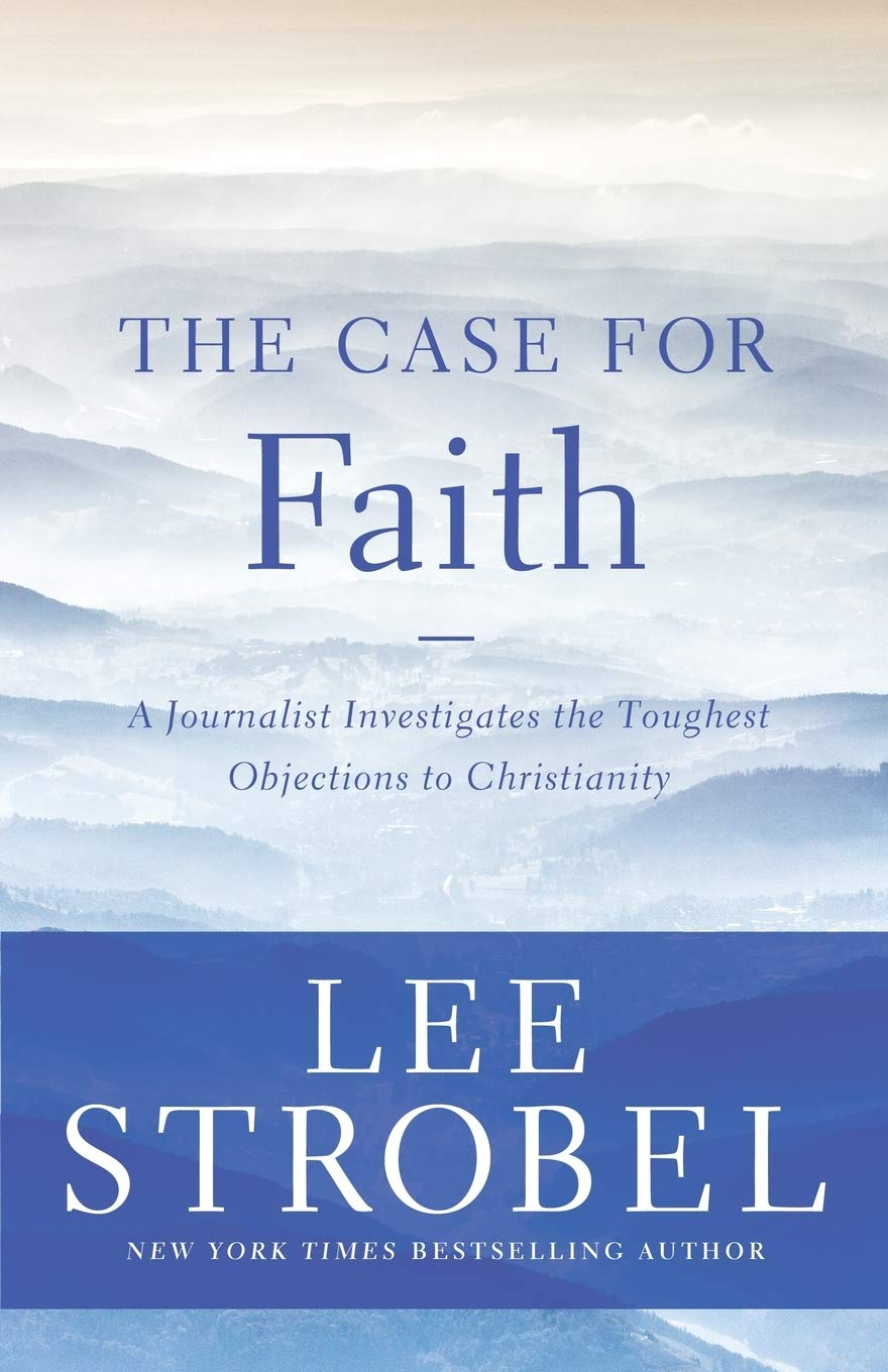 the case for faith book cover
