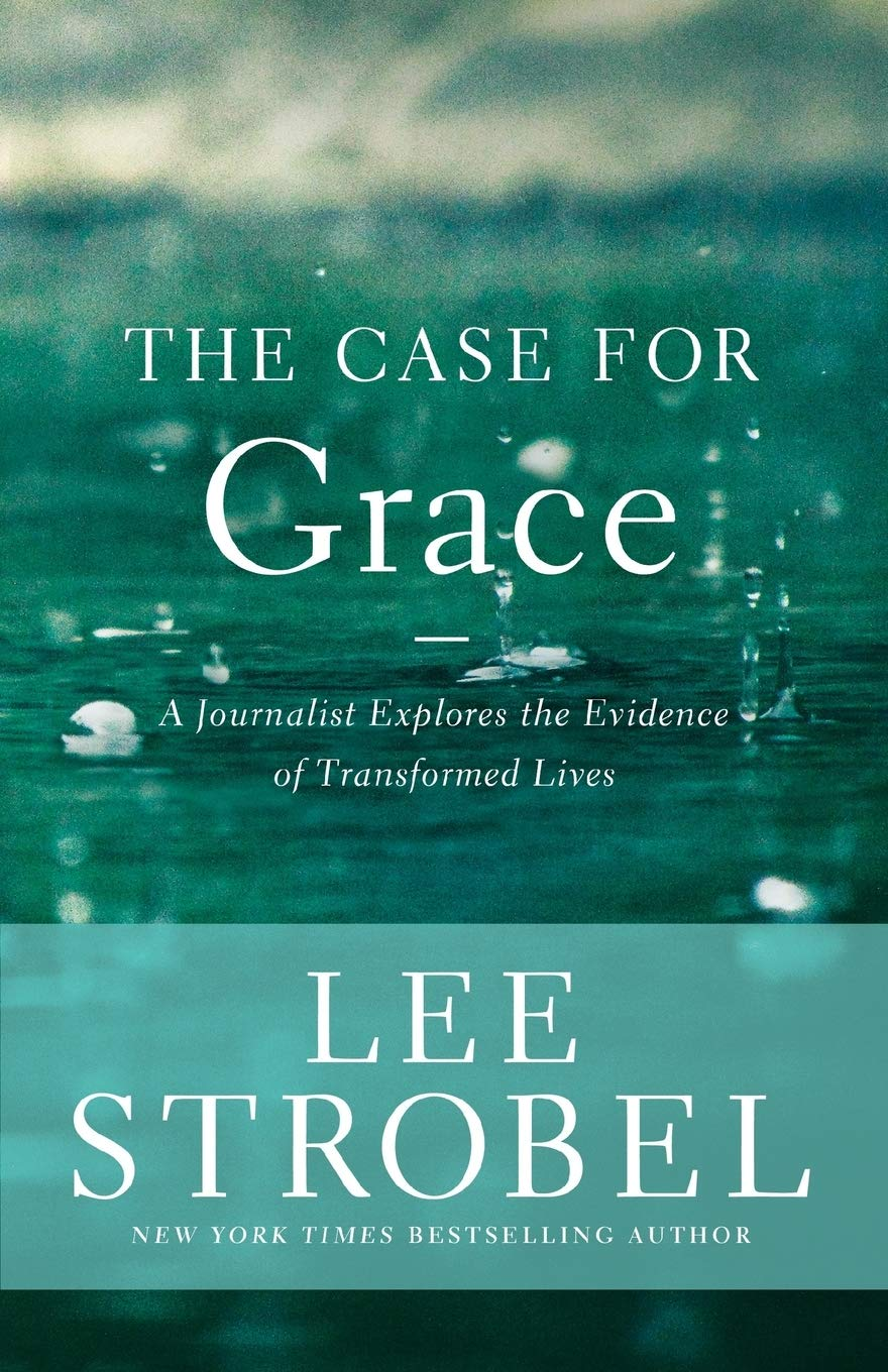the case for grace book cover