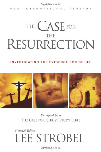the case for the resurrection book cover