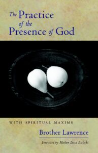 """alt=""""the practice of the presence of god book cover"""""""