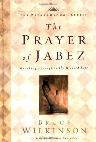the prayer of jabez book cover