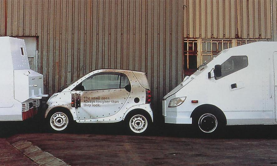 Smart Car Squeeze