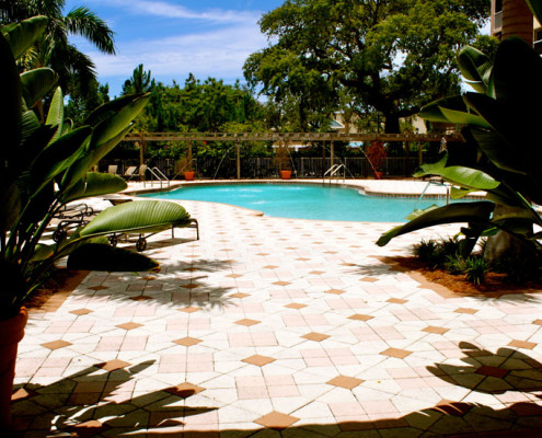 Commercial pool patio 17
