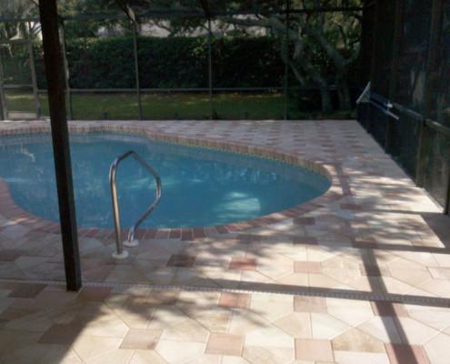 brick paver pool patio 15