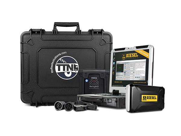 TTN Fleet Solutions - Diesel Laptops