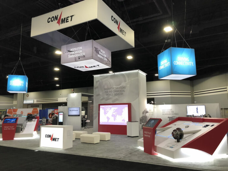 ConMet Exhibiting at NACV Show 2019