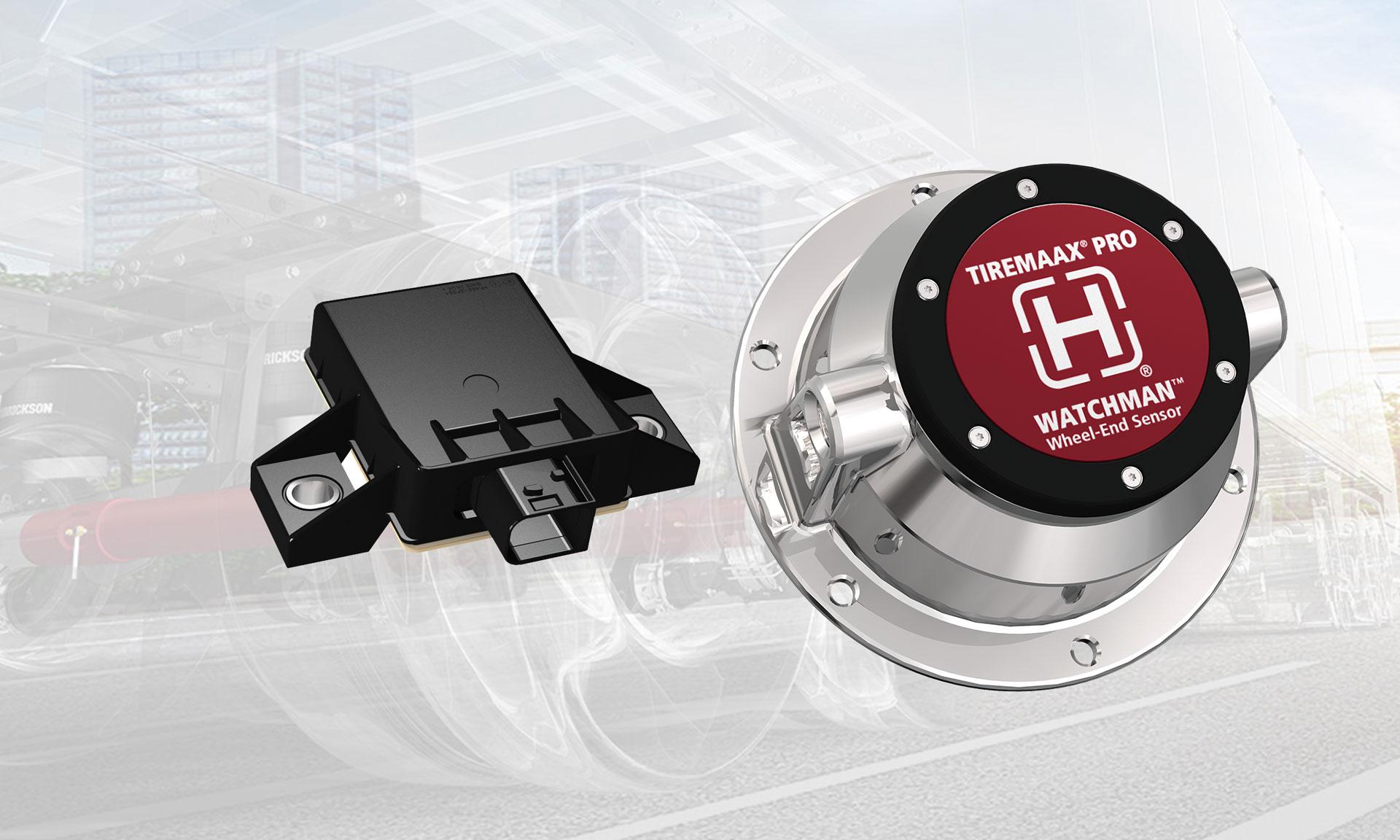 Hendrickson TIREMAAX PRO WATCHMAN Wheel-End Sensor