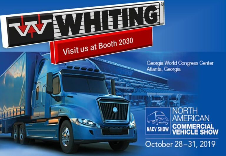 Whiting Door at NACV Show 2019