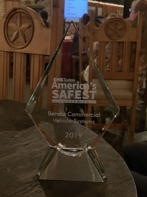 Bendix Commercial Vehicle Systems - Americas Safest Companies