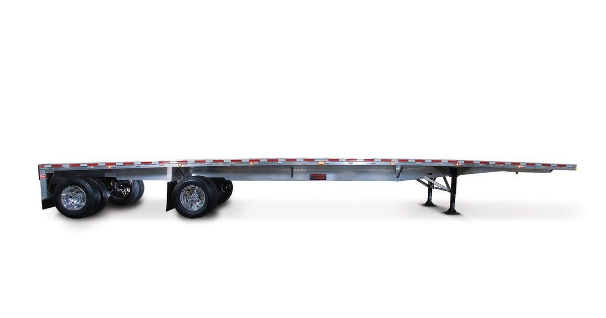 Reitnouer Big Bubba Flatbed Trailer - 48