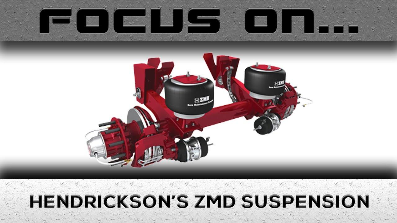 Hendrickson ZMD Trailer Suspension