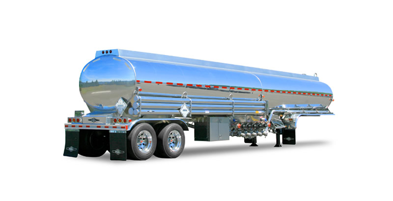 Beall 406 Petroleum Tank Trailer