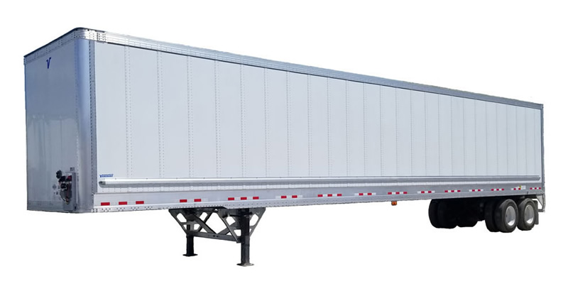 Vanguard VXP Composite Sidewall Van
