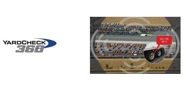 Doran YardCheck 360 Wireless Gate Reader Tire Pressure Monitoring System