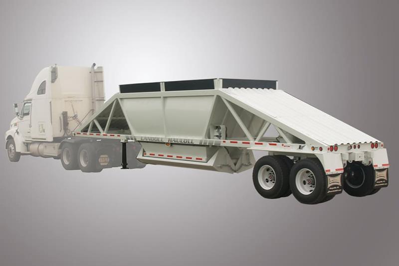 Bottom Dump Trailer Model 302C-B