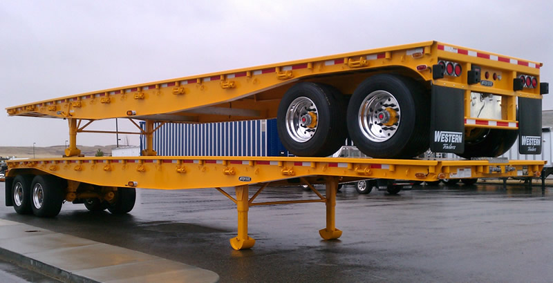 Western Trailers Classic Flatbed