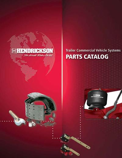 Hendrickson Digital Trailer Parts Catalog