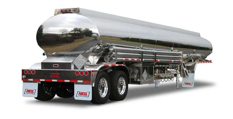 Heil Trailer Fleet Duty Frameless Petroleum