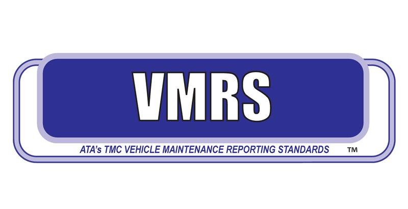 Vehicle Maintenance Reporting Standards - VMRS