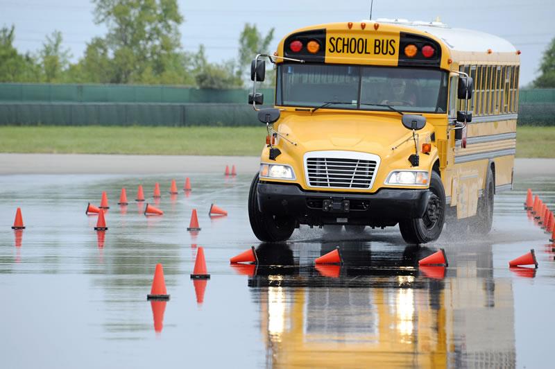 Bendix Virtual School Bus Demo