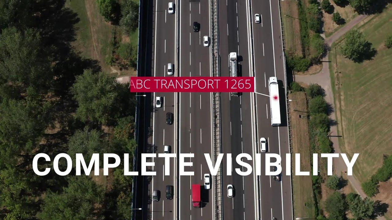 ORBCOMM Dry Van Trailer Tracking