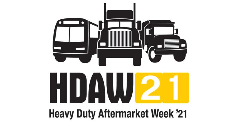Heavy Duty Aftermarket Week 2021 - HDAW 21