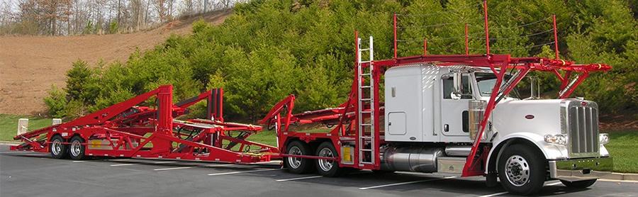 Cottrell CX-6MST Low Sideframe Stack Car Hauler