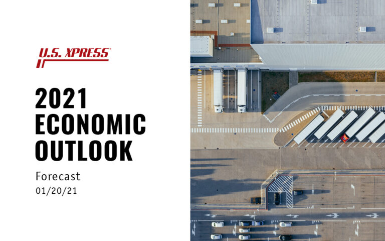 US Xpress 2021 Economic Forecast