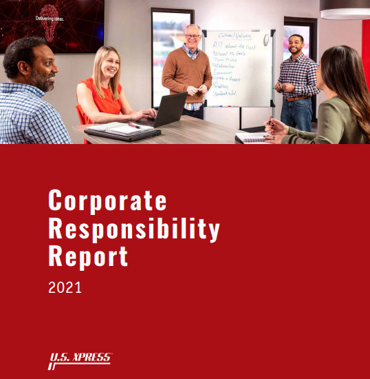 US Xpress Corporate Responsibility Report