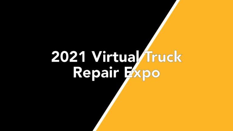2021 Virtual Truck Repair Expo