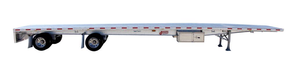 Doonan Specialized Trailer Titanium Flatbed