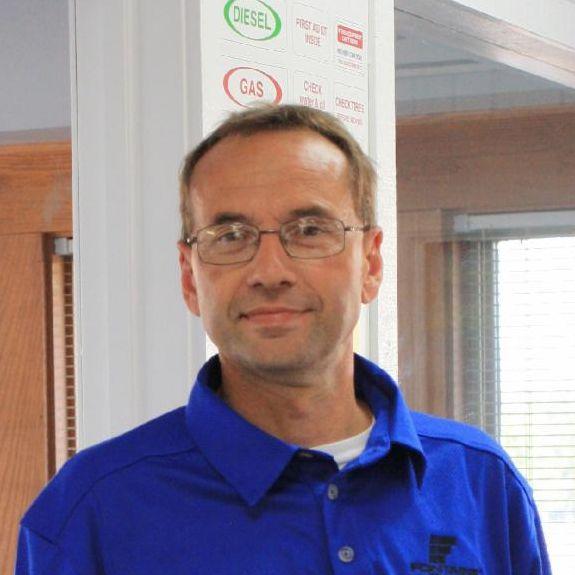 John Krachtus - ILoca Director of the Semitrailer Service Department