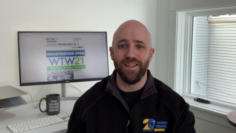 WTW21 Green Truck Summit Update