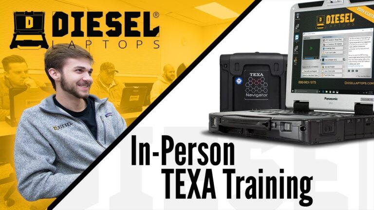 TEXA IDC5 and Aftertreatment Training