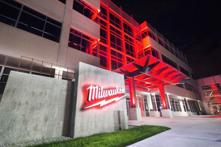 Milwaukee Tool New Building