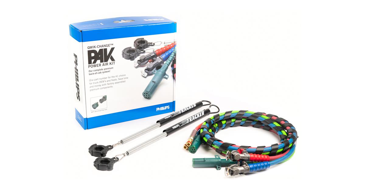 Phillips QWIK-CHANGE PAK - Power Air Kit