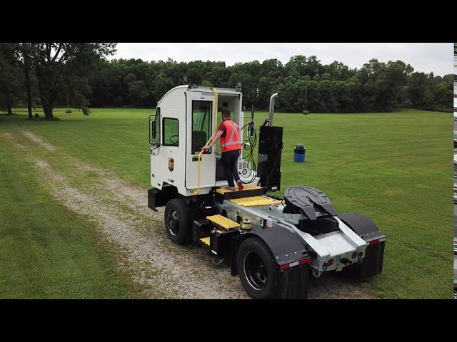 Autocar ACTT Terminal Tractor Overview
