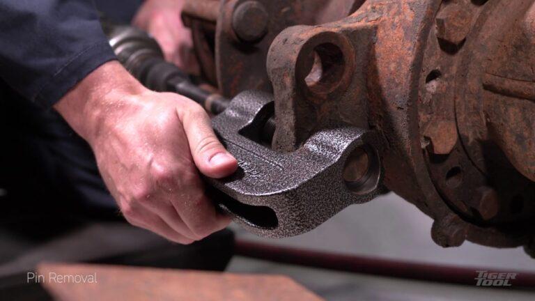 Tiger Tool Brake Anchor Pin Press